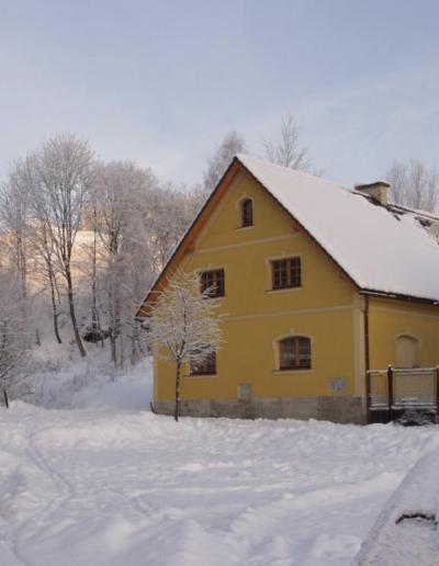 Winterspot Tsjechie - Vakantiehuis Soukup - Huis