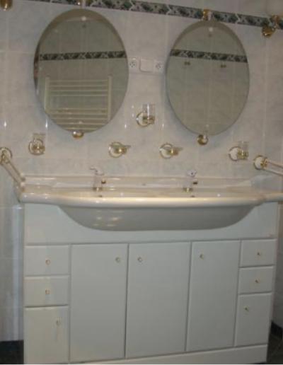 Winterspot Tsjechie - Vakantiehuis Soukup - badkamer 2